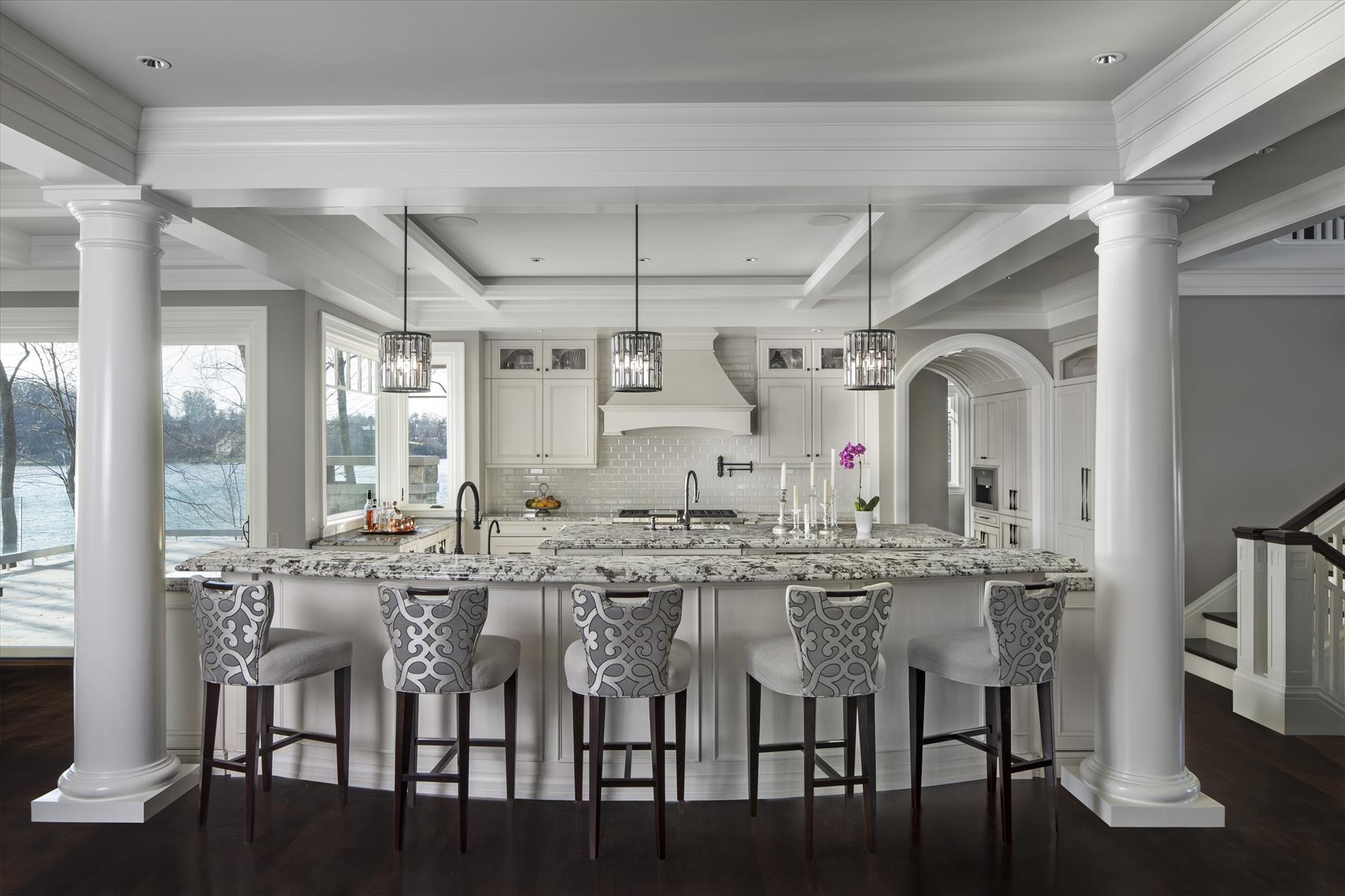 kitchen design contest – trevarrow, inc. of auburn hills, michigan