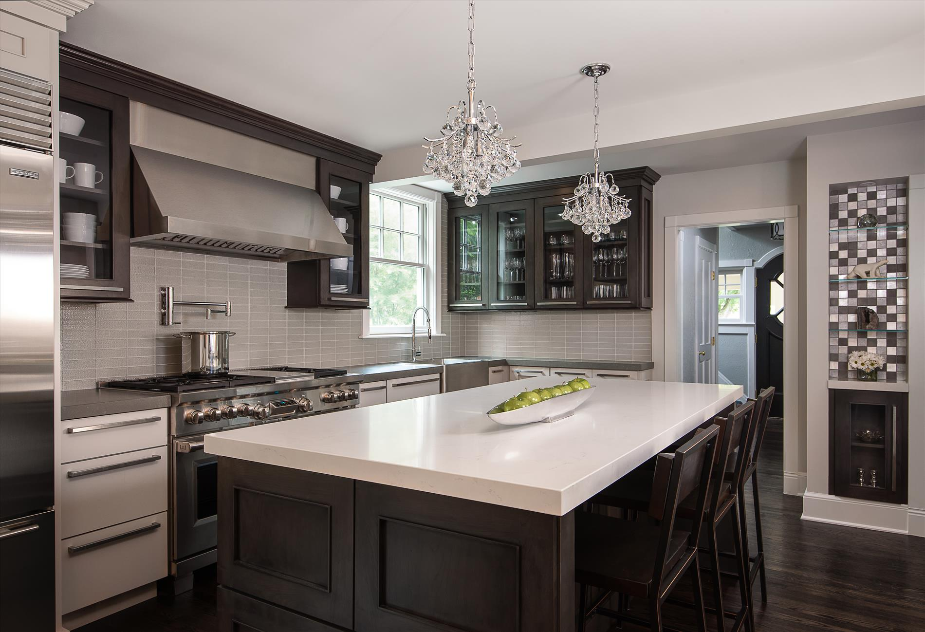 We Congratulate Christine Ramaekers Of Mainstreet Design Build In Birmingham MI For Her Kitchen Which Was Ranked As The Number One